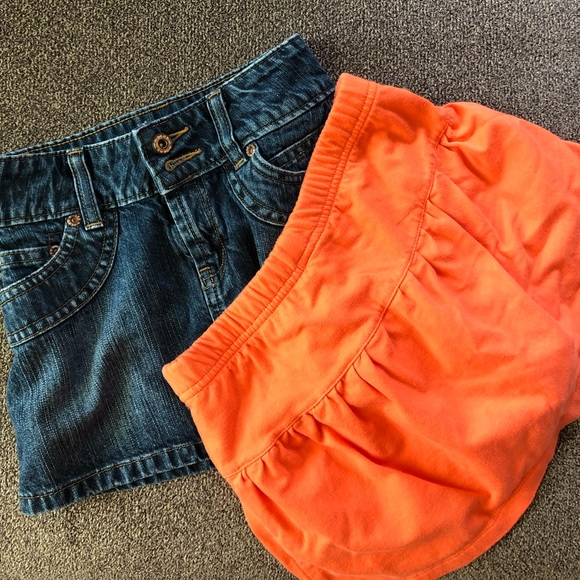 Other - 2 pairs of girl (toddler) skirts